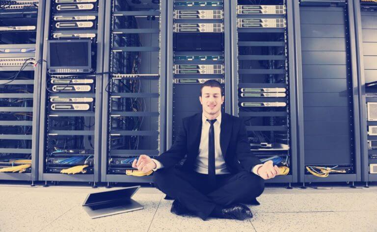 Informatikai stressz ellene meditációval
